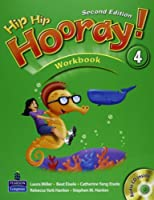 Hip Hip Hooray! (2E) Level 4 Workbook with CD