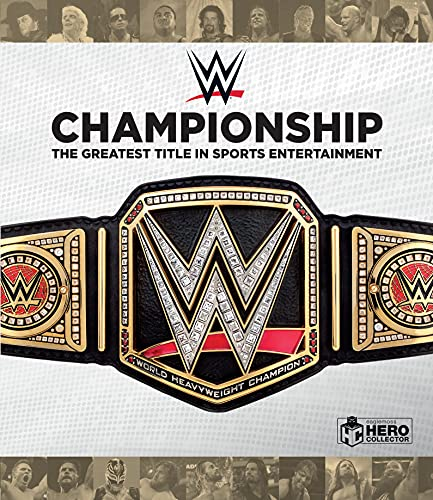 Compare Textbook Prices for WWE Championship: The Greatest Prize in Sports Entertainment  ISBN 9781858759913 by Brown, Jeremy,Chaddock, Ian,Jackson, Richard