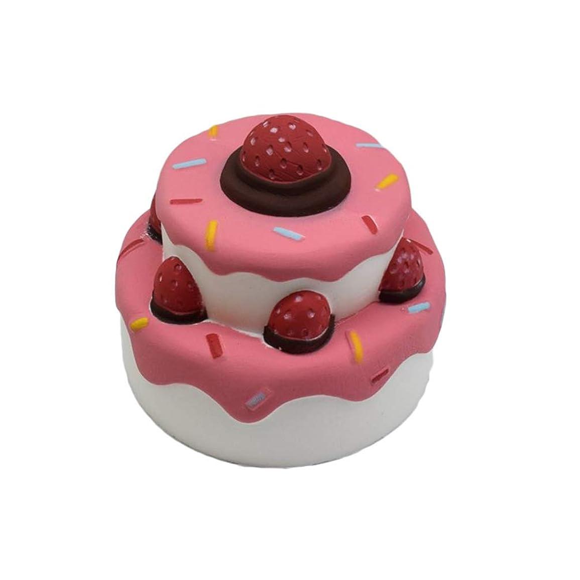 職人忘れる治すSTOBOK 1パソコンシミュレーションケーキ人工ラウンドカラフルなケーキモデルエンターテイメントエンターテイメントの子供たちの遊び