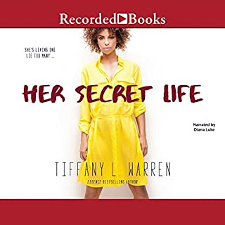 Her Secret Life audiobook cover art