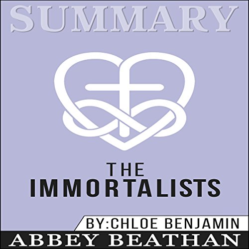 Summary: The Immortalists audiobook cover art