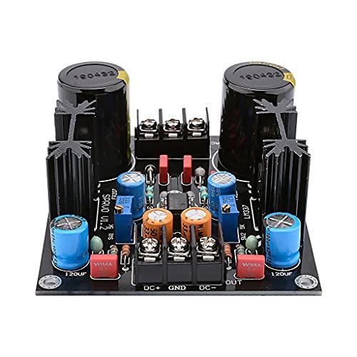 NIZYH Filtro rectificador Placa de alimentación Servo Filtro de rectificación Fuente de alimentación Módulo de CA a CC DIY Amplificadores de Audio