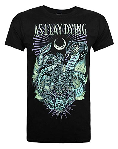 Official As I Lay Dying Cobra Men's T-Shirt