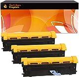 Cartridges Kingdom 3 Cartuchos de tóner láser compatibles para Epson EPL-6200, EPL-6200L, EPL-6200N