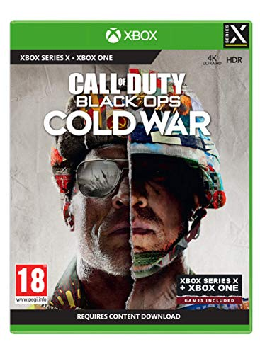 Call of Duty®: Black Ops Cold War (Xbox Series X) [Español, inglés, italiano, francés, alemán]