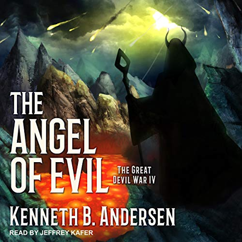 The Angel of Evil  By  cover art