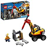 LEGO City Mining Power Splitter 60185 Building Kit (127 Piece) (Discontinued by Manufacturer)