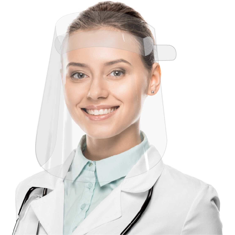 TrippNT Disposable Full Face Shield No cheap 50 Super-cheap Window 9