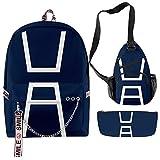My Hero Academia Kid Backpack Schoolbag...