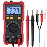 Neoteck Digital Multimeter 2000 Counts TRMS NCV ACVHz AC DC Current Voltage Capacitance Hz Temperature Diode...