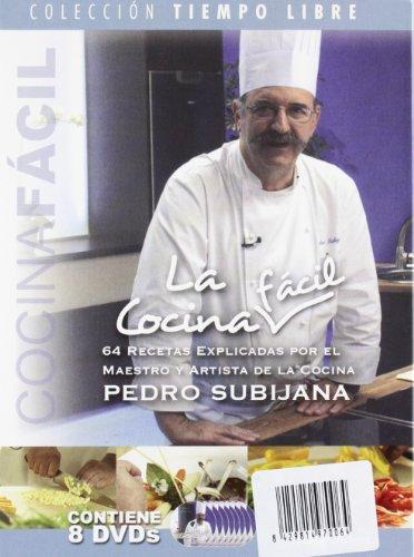 Cocina fácil con Pedro Subijana [DVD]