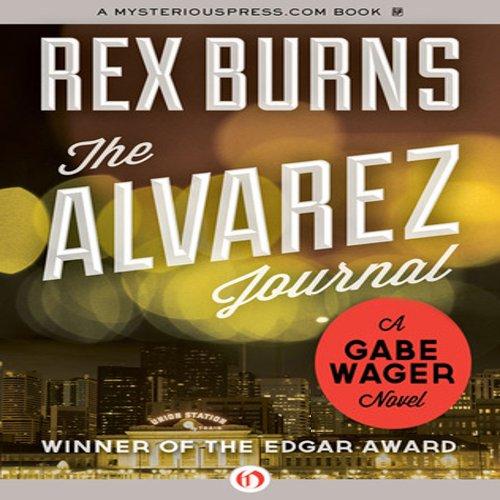 Alvarez Journal audiobook cover art