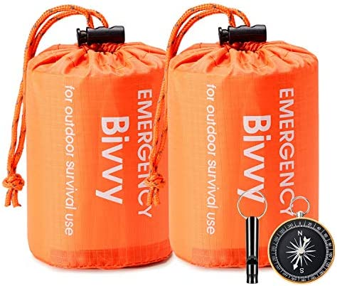 Esky Emergency Sleeping Bag Waterproof Lightweight Thermal Bivy Sack Survival Blanket Bags Portable product image