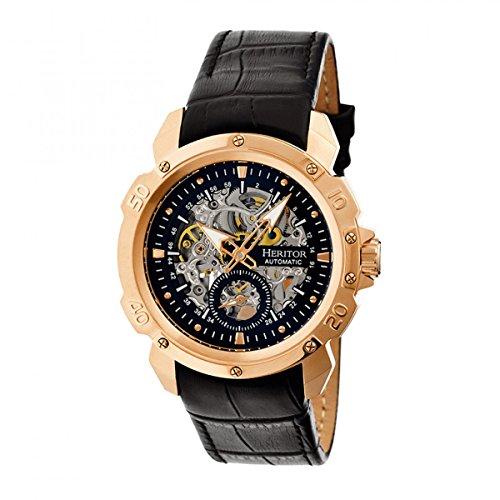 HERITOR - Herren -Armbanduhr- HERHR2506