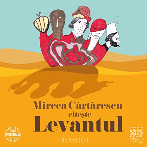 Levantul audiobook cover art