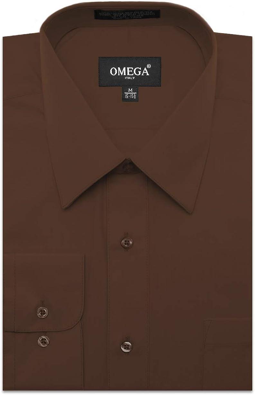 JC Over item handling DISTRO Men's Dress Shirt Pocket w Regular Fit Cheap mail order specialty store