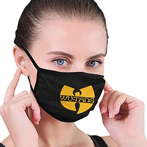 YICHENGG Stylish Unisex Face Mask Wutang Dust Mouth...