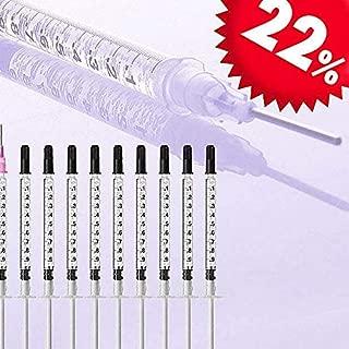 Expert Whitening Proffesional Strength 22-percent Teeth Whitening Gel (10 Gels)