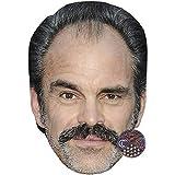Celebrity Cutouts Steven Ogg (Beard) Big Head