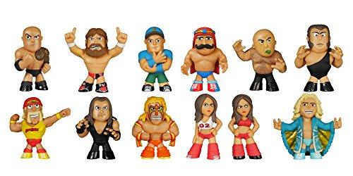 WWE Minifiguras Mystery Minis 6 cm Expositor (12)