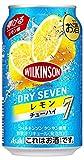 【2020年】新・ウィルキンソン・ドライセブンレモン [ チューハイ 350ml×24本 ]