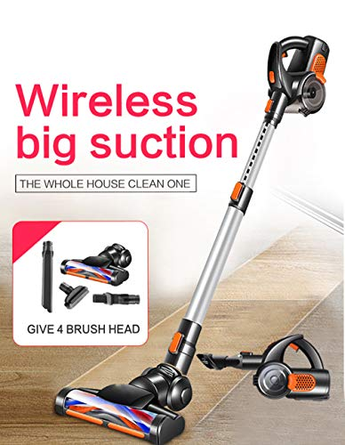 Best Bargain WUAZ Vacuums Cleaner Handheld Design Wireless Cleaning,9000pa Powerful Cleaning Lightwe...