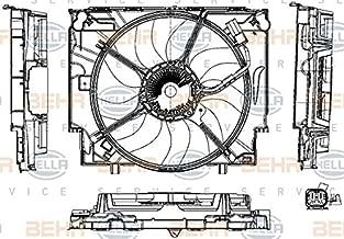 Behr Hella Service 351040711 FAN RADIATOR BMW 5 SER E60 04-