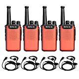 Retevis RT67 Walkie Talkies for Adults Long Range 3000mAh Battery Rechargeable Mini Two Way Radio...