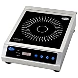 Globe IR1800 Light-Duty Electric Countertop Induction Range