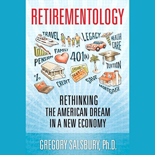 Retirementology audiobook cover art