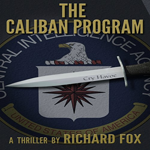 The Caliban Program audiobook cover art