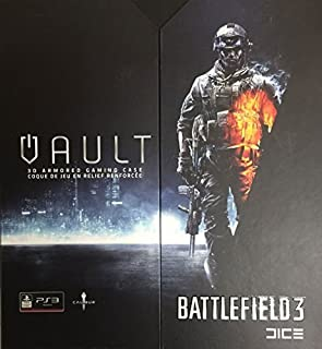 Calibur Battlefield 3 Vault 3D Armored Gaming Case for PS3 by Battlefield 3 [並行輸入品]