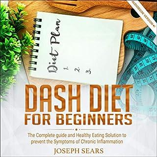 Dash Diet for Beginners cover art