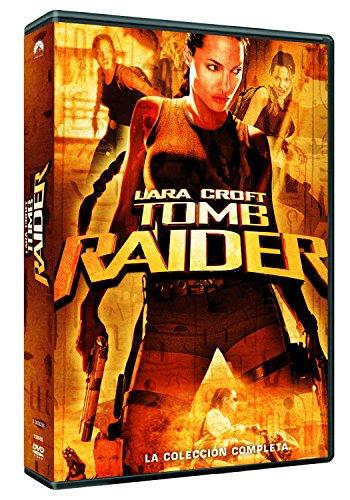 Tomb Raider 1-2 (Edición 2017) [DVD]