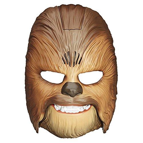 Hasbro Star Wars- Chewbacca Star Wars Maschera, Colore Marrone, B3226