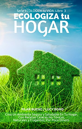 GUIA NATURAL DEL AMA DE CASA: ECOLOGIZA tu HOGAR: Crea Un Ambiente...
