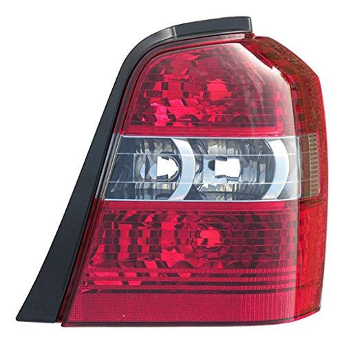For 2004-2007 Toyota Highlander Rear Tail Light Passenger Side Assembly Unit TO2819120   81551-48090