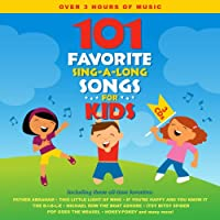101 Favorite Sing-a-Long Songs