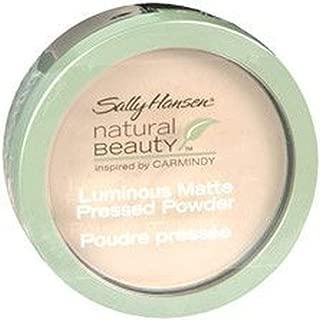 Sally Hansen Natural Beauty Luminous Matte Pressed Powder Light 05 by Carmindy