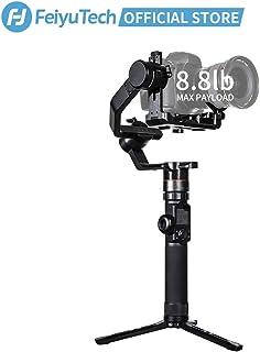 FeiyuTech AK4000 Gimbal diseñado para cámaras réflex Digital/cámaras sin Espejo Carga útil 40 kg