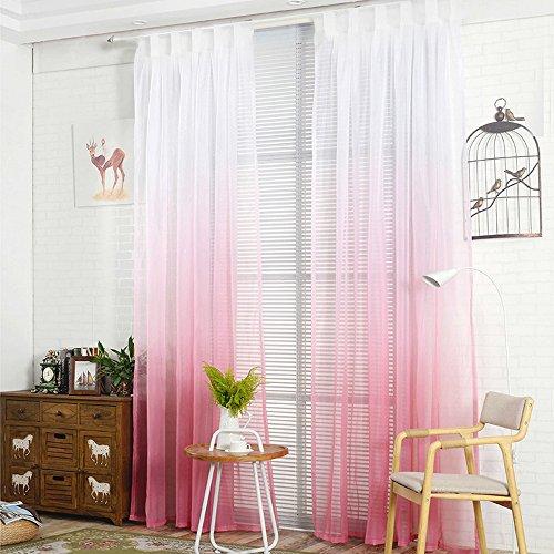 cortinas translucidas niña