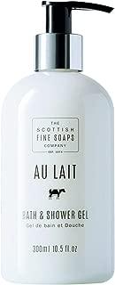 Au Lait Bath and Shower Gel 300 ml