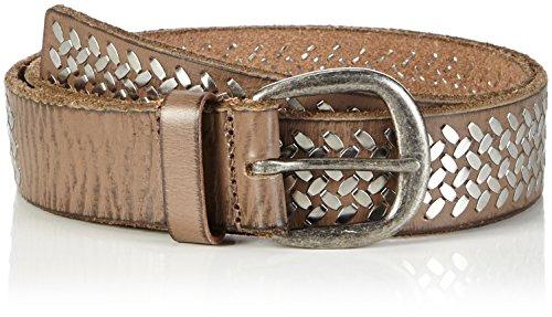 Cowboys Belt BV (Apparel) Damen Cowboysbelt Gürtel, Braun (Mud 560), Medium (Herstellergröße: 90)
