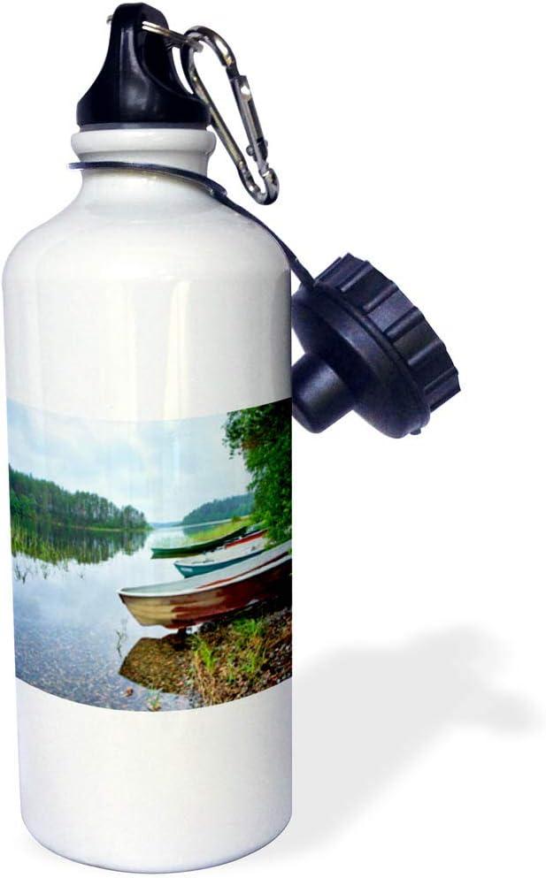 3dRose Super intense SALE Finlandia Savonlinna Lake Bank - B Water Max 66% OFF and Vegetation