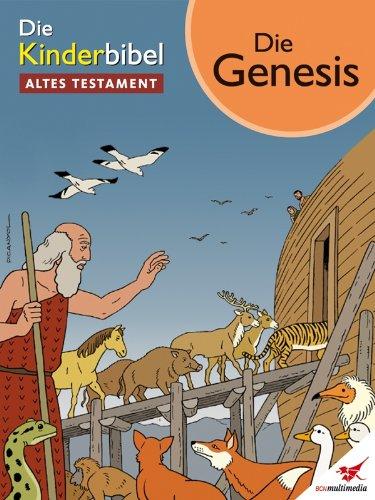 Die Kinderbibel - Comic Die Genesis (German Edition)