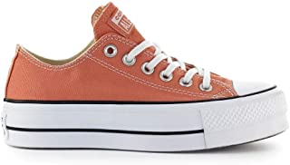 Luxury Fashion | Converse Womens 563495C Red Sneakers | Fall Winter 19