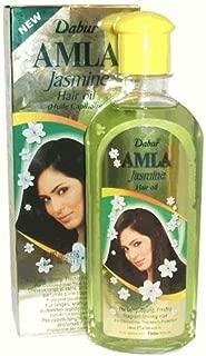 Dabur Amla Jasmine Hair Oil 300ML (Pack of 3)
