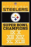 Pittsburgh Steelers - Champions 13 Poster Drucken (60,96 x