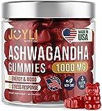 JOYLI Ashwagandha Gummies for Women and Men - with Organic Ashwagandha Root Extract - Ashwagandha Herbal Supplement for Sleep and Mood Support