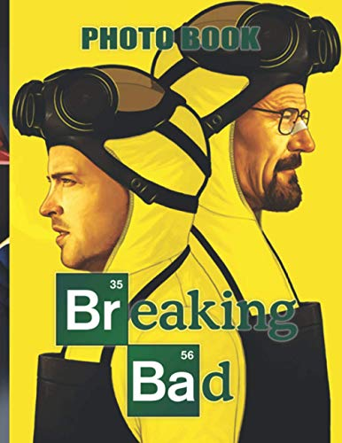 Breaking Bad Photo Book: Nice Breaking Bad Unique Image Book Books For Adults And Kids Anxiety